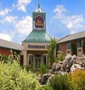 best western stoneridge inn