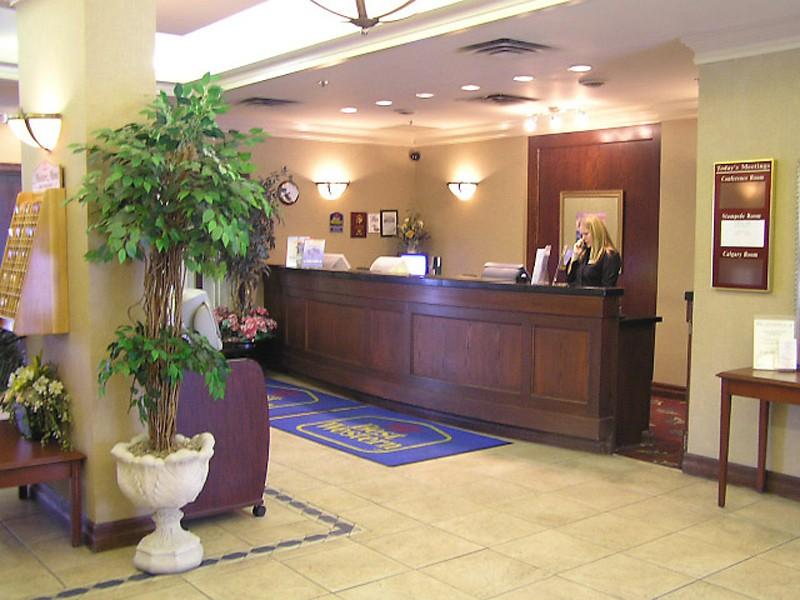 best western suites downtown