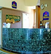 best western little river inn-simcoe