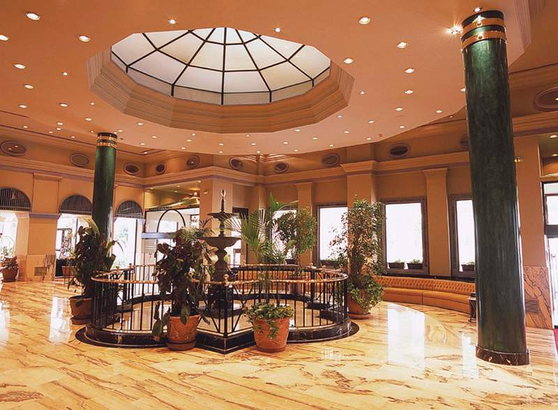 torrequebrada hotel
