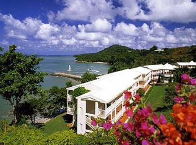 morgan bay beach st lucia (ex resort almond morgan