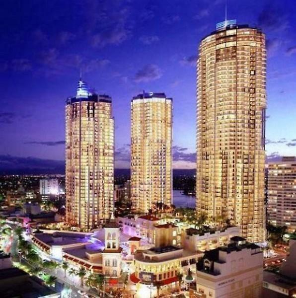 the towers of chevron renaissance