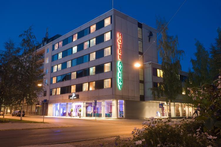 aveny umea hotel