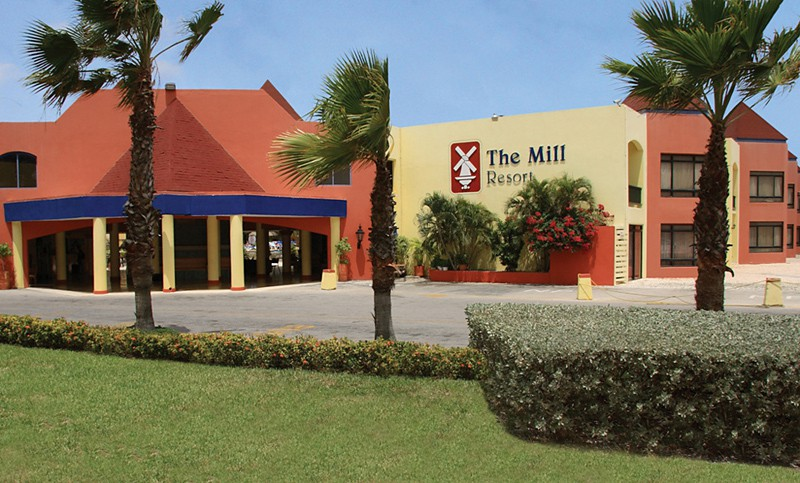 mill resort and suites aruba