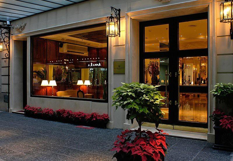 melia recoleta plaza boutique hotel