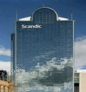 scandic infra city stockholm