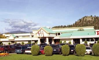 sandman hotel kelowna