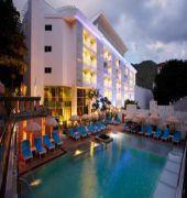 white peach hotel