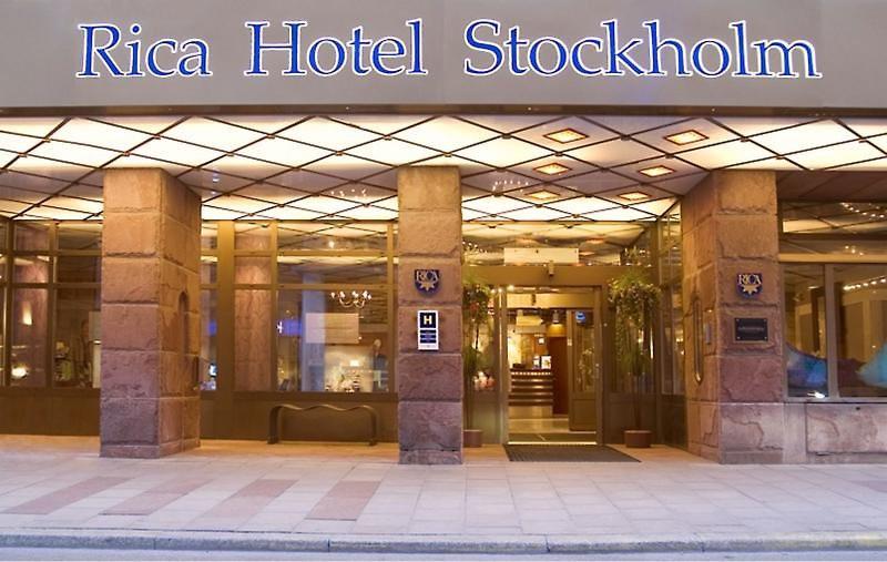 scandic klara (ex. rica hotel stockholm)