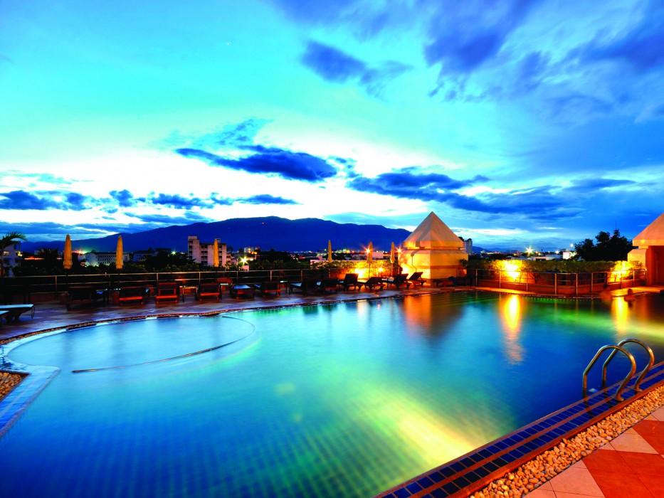 duangtawan hotel chiang mai (ex: centara duangtawa