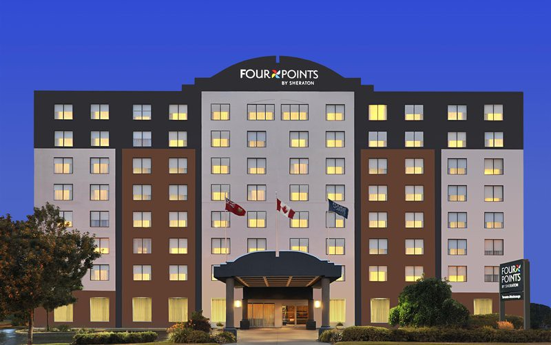 four points by sheraton mississauga