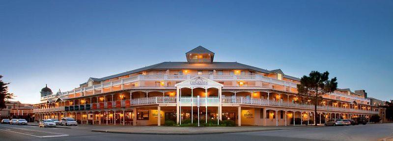 espalande hotel fremantle