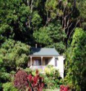 the falls rainforest cottages
