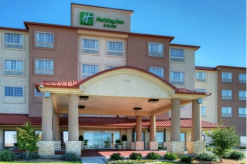holiday inn & suites airport-university