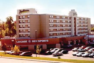 holiday inn laval montreal(fomerly radisson hotel)