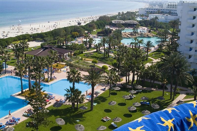 sahara beach hotel (ex iberostar)