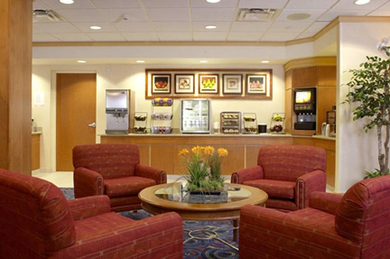 marriott fairfield inn and suites brampton - ontar