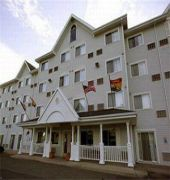 holiday inn express and suites fredericton (former