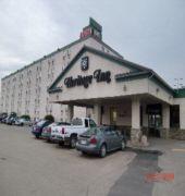 heritage inn & convention centre - saskatoon