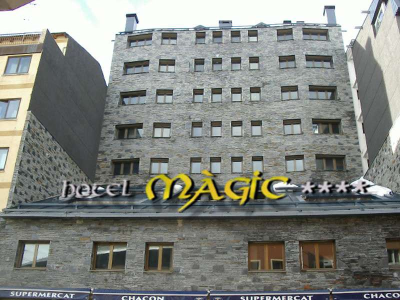 magic pas