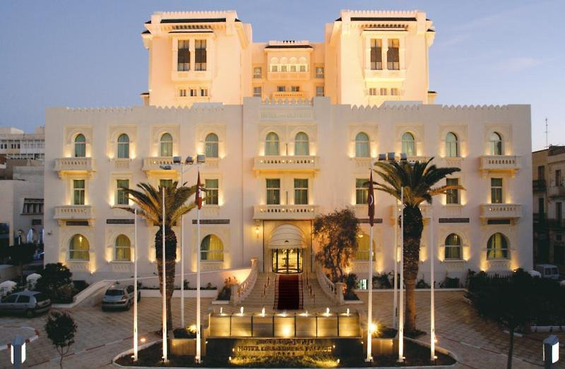les oliviers palace sfax golden yasmin
