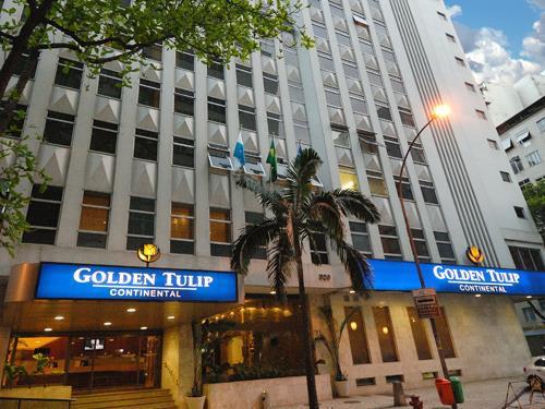 golden tulip international continental