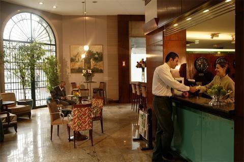 bourbon sao paulo business hotel