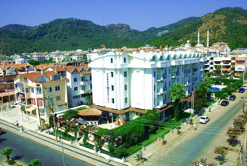 seray hotel  (formerly seray center hotel)