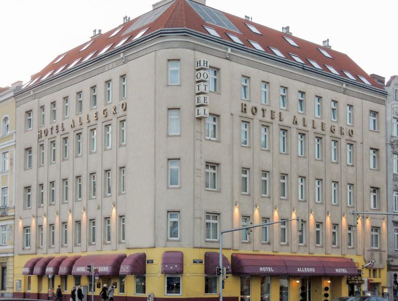 allegro vienna city