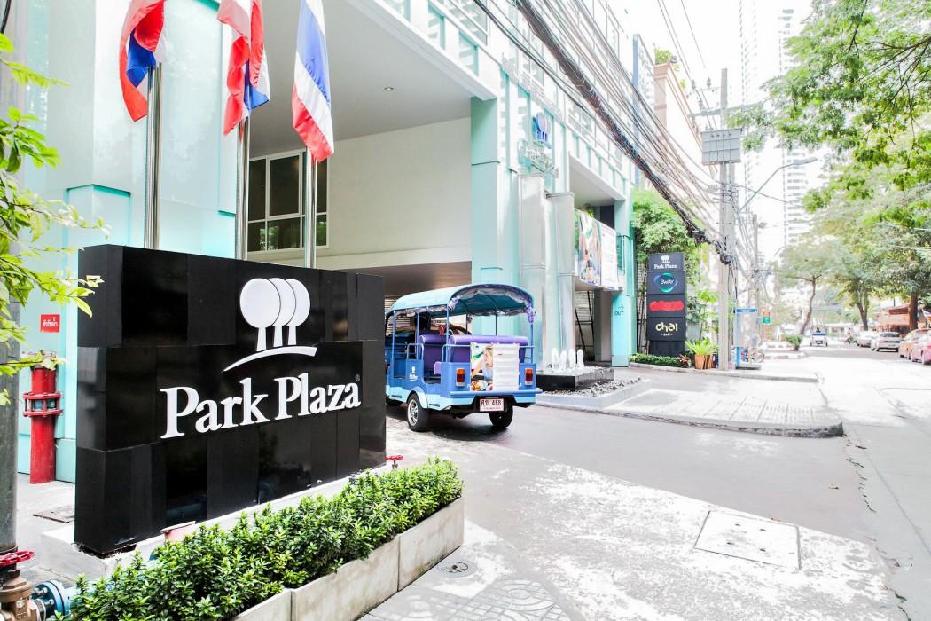 park plaza bangkok (soi 18)