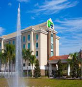 holiday inn express hotel and suites orlando - apo
