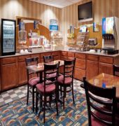 holiday inn express hotel and suites allentown-dor