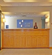 holiday inn express hotel in albemarle