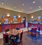 holiday inn express hotel and suites calgary-south