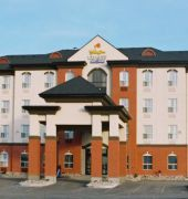 holiday inn express hotel & suites sherwood park-e