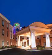 holiday inn express hotel and suites akron regiona