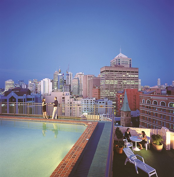 marque hotel sydney