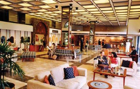 the gateway hotel colombo- (formerly taj airport g