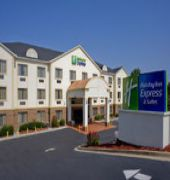 holiday inn express hotel and suites acworth - ken