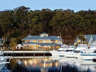 anchorage port stephens (formerly peppers anchorag