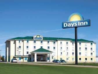 days inn - moose jaw