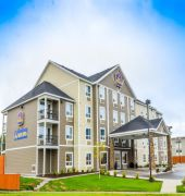 best western thompson hotel and suites