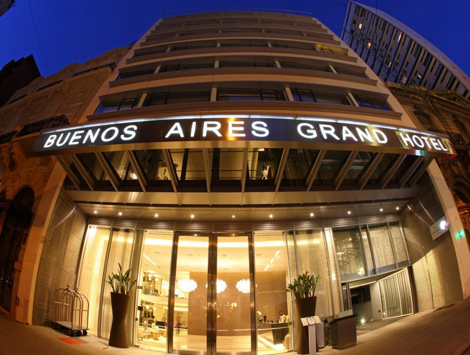 RECOLETA GRAND HOTEL (formerly BUENOS AIRES GRAND HOTEL)