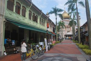 Green Kiwi Backpacker Hostel - Bugis