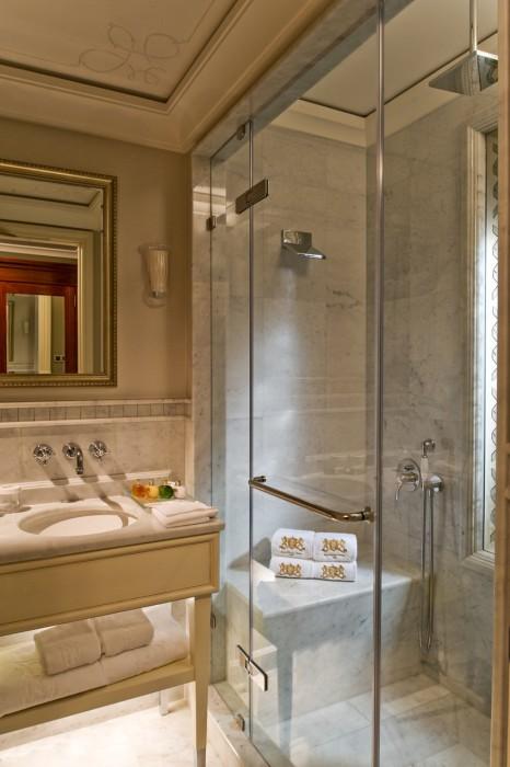 Deluxe Room Bathroom - Shower_14