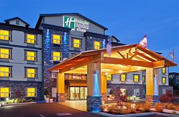 Book Holiday Inn Express & Suites Courtenay Comox Valley SW Courtenay - image 0