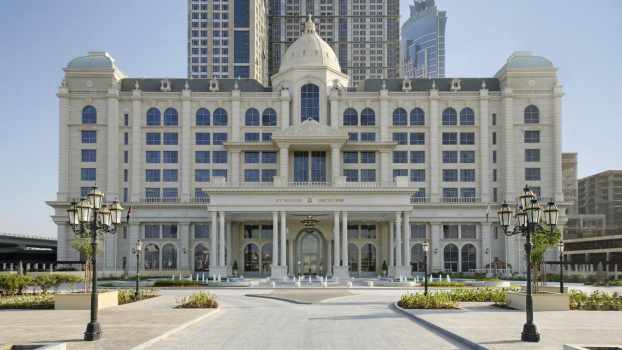 Book The St. Regis Dubai Dubai - image 1