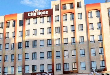 Book City Rose Hotel Suites Amman - image 0
