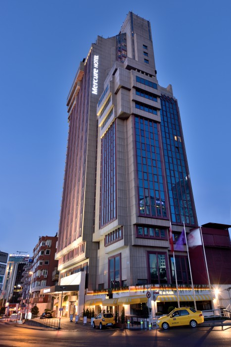 Mercure Istanbul City Bosphorus (formerly The Plaza Hotel Istanbul)