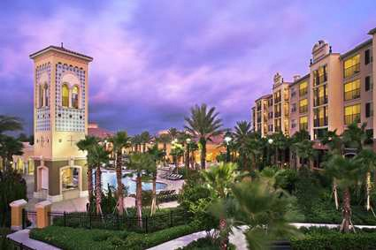 HILTON GRAND VACATIONS ORLANDO INTERNATIONAL